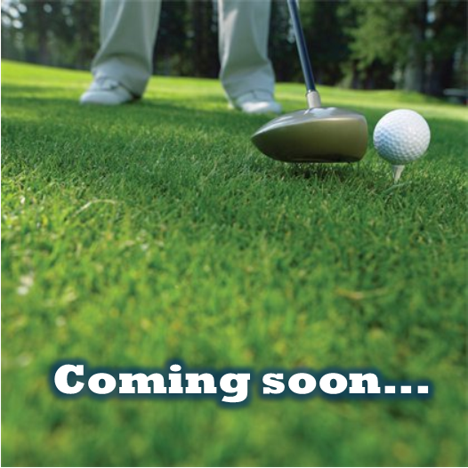 Golf Coming Soon